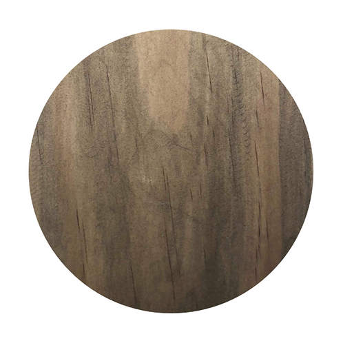 Washed Away Wood Stain: How Now