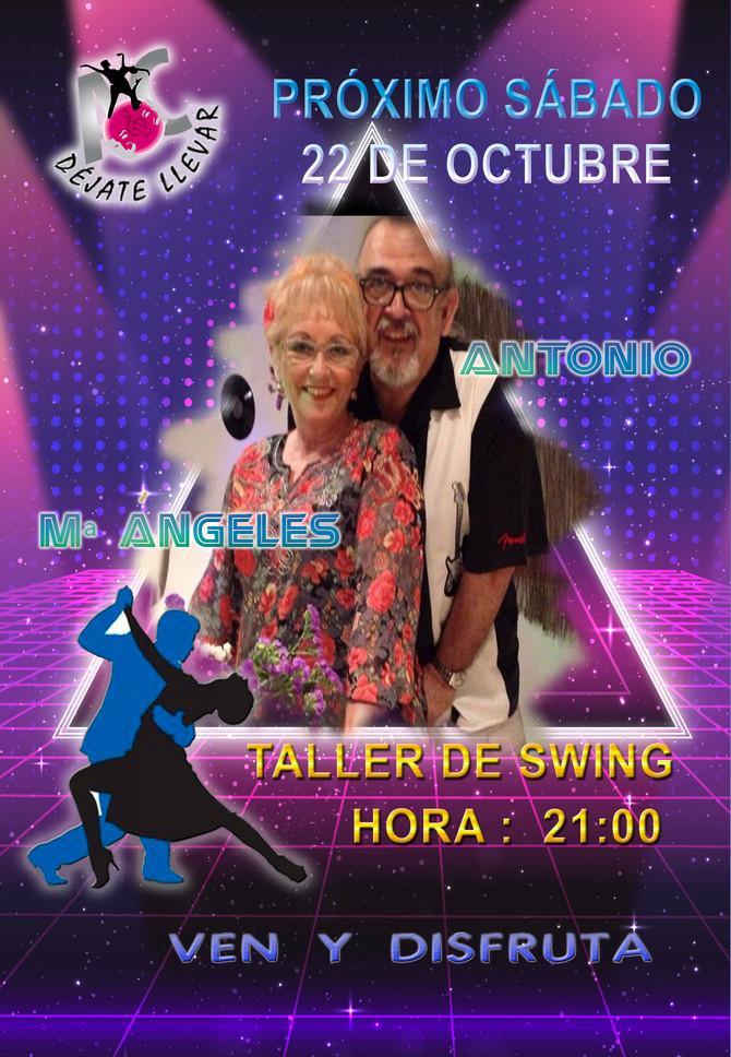 Taller Sábado  22 de Octubre