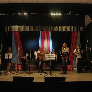 Actuación Grupo Andino