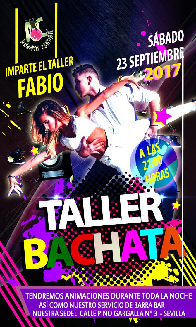 Taller de Baile para el 23 Septiembre
