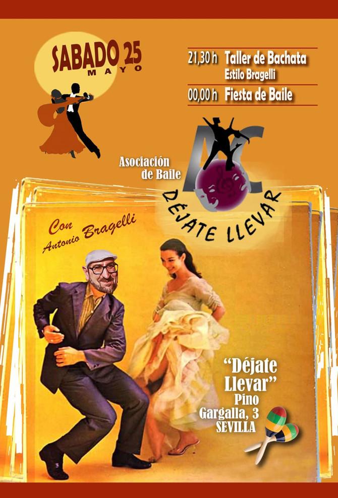 Taller de Baile para el Sábado 25 de Mayo