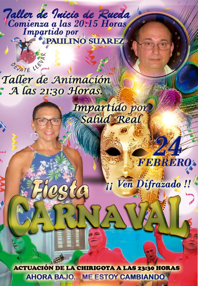 Fiesta Carnaval 2018