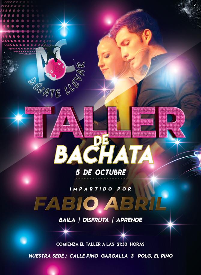 Nuevo taller de Baile para el 5 de Octubre