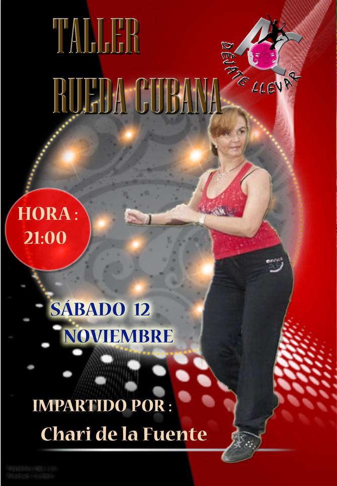 TALLER  RUEDA CUBANA