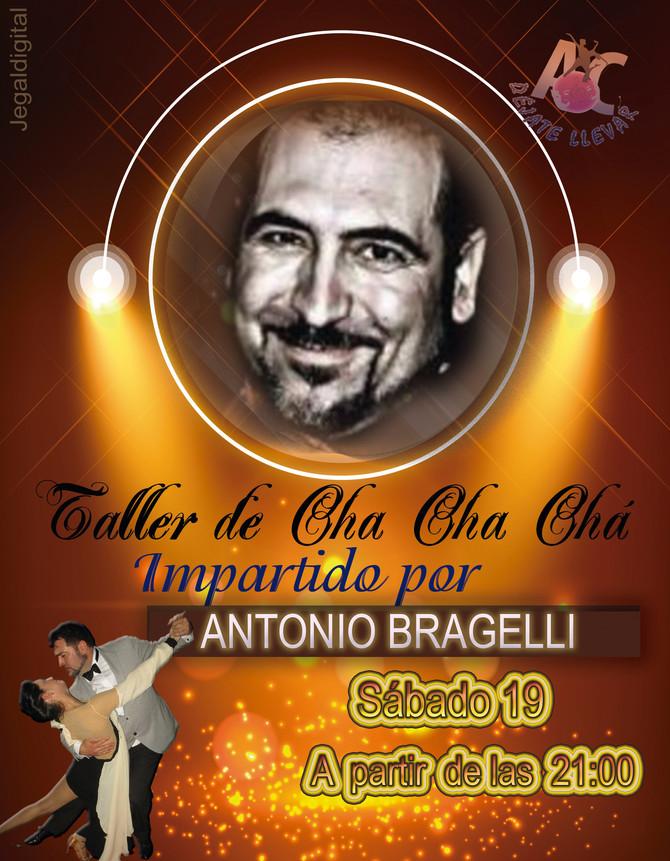 Taller Cha Cha Chá  Antonio Bragelli