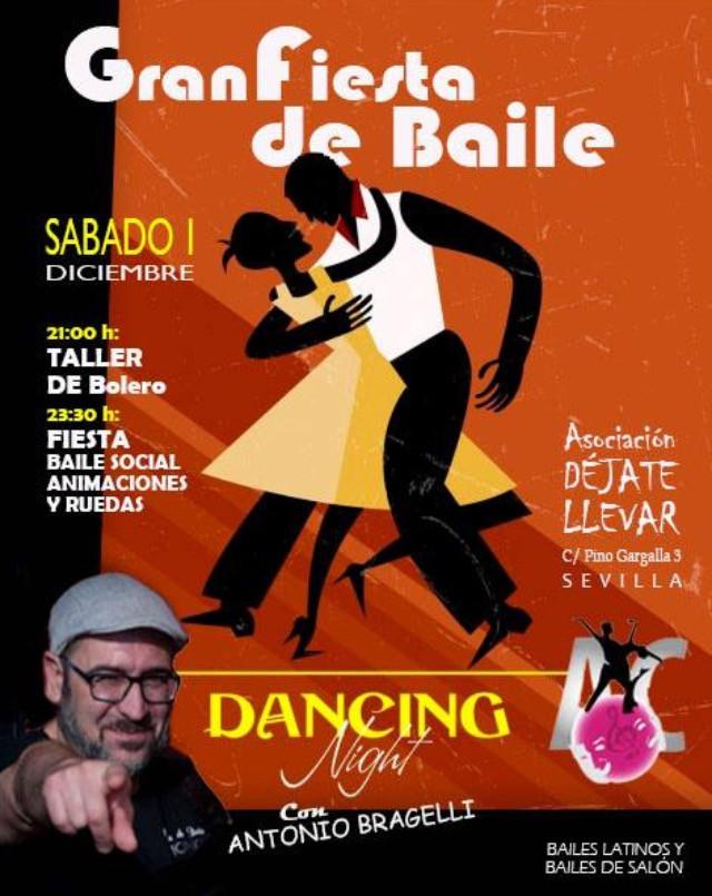 Taller de Baile Sábado 1 de Diciembre