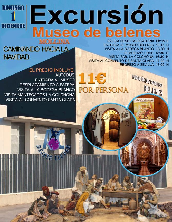 Excursión al Museo de Belenes de Mollina