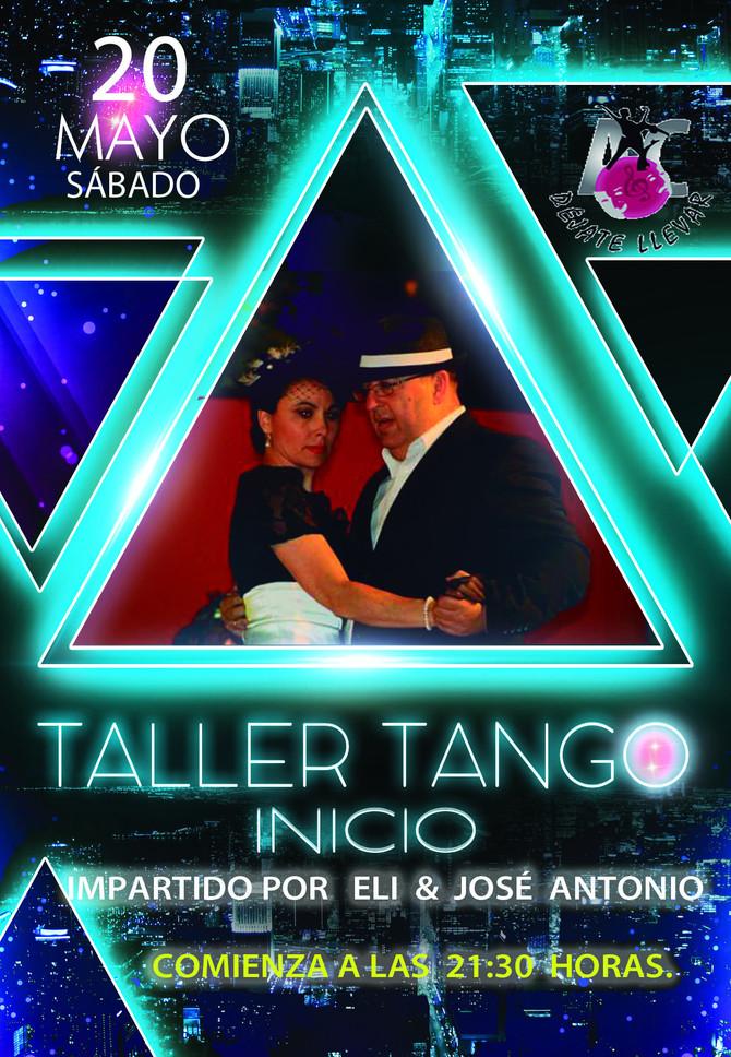 Taller de Inicio Tango