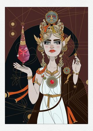 Crystal Fairy.