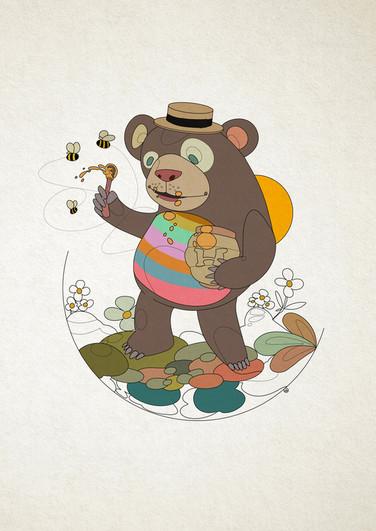 Honey Bear.
