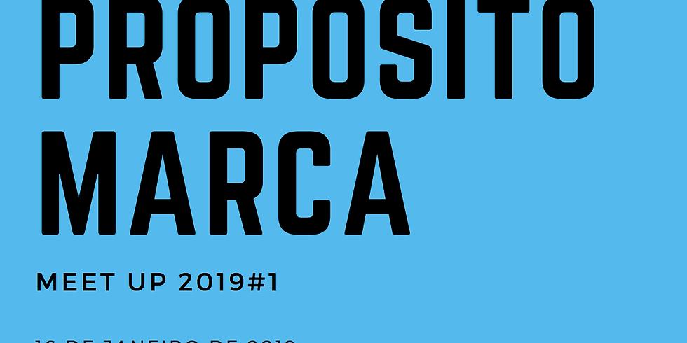 Meet Up #2 Propósito de Marca