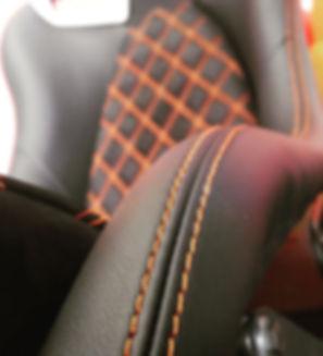automotive upholstery, car restoration