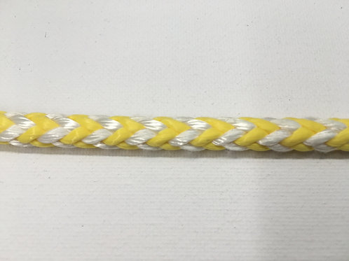 8mm Yellow Buzz Line