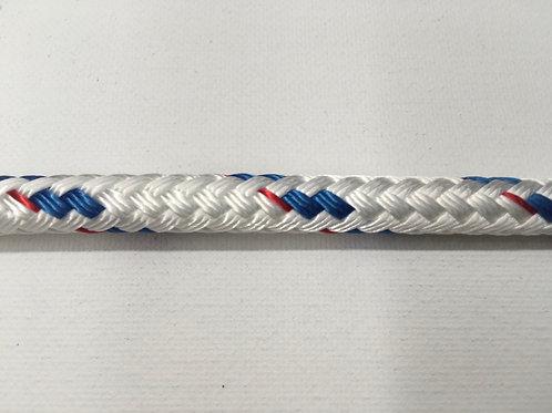"7/16"" CC Blue Sta Set Double Braid"