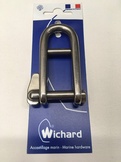 Small Wichard Key Pin Shackle w/Bar 81432