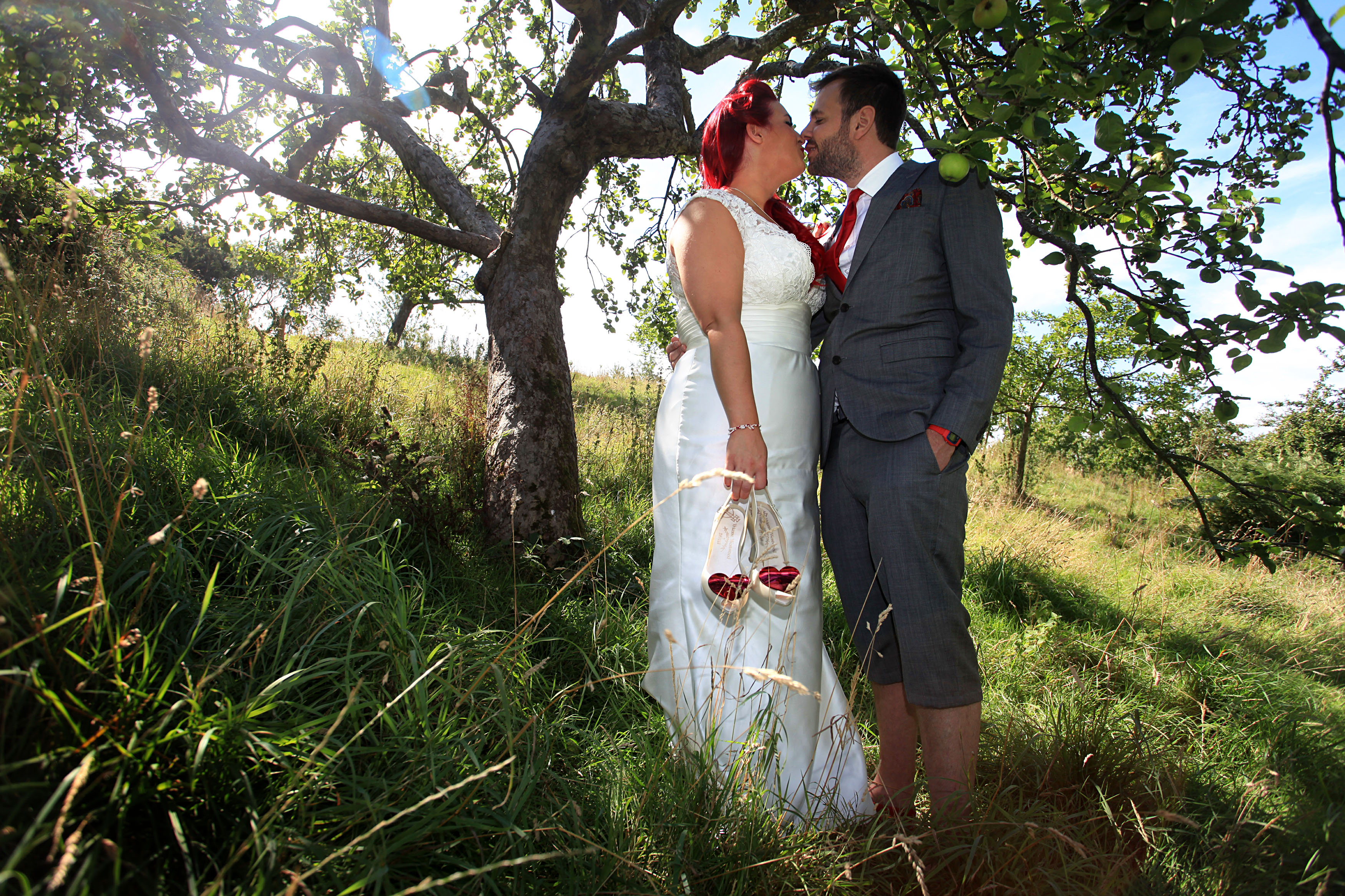 The Cornwall Wedding Photographers