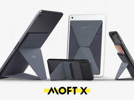 Moft Laptop and Phone Stand