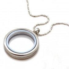 Plain Circle Locket