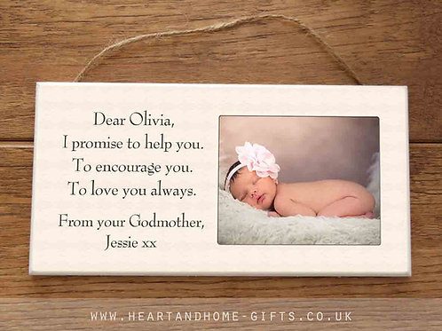 Promise from a Parent/Godparent
