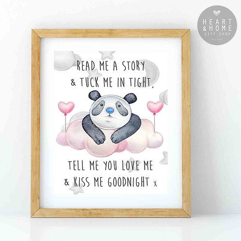 Read Me A Story (Panda)...