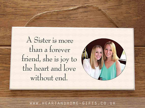 A Sister Is ...