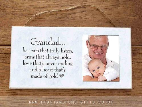 A Grandad Has ...