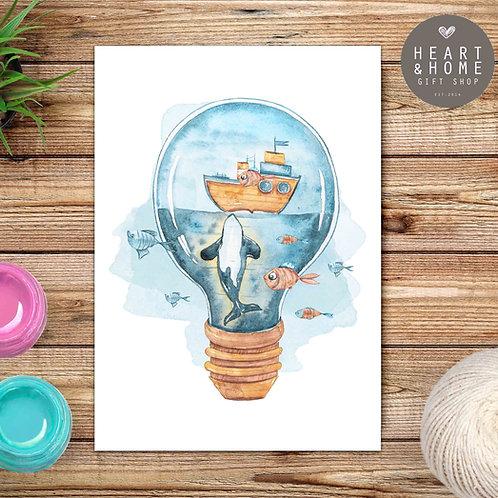 Under The Sea (Design 3)