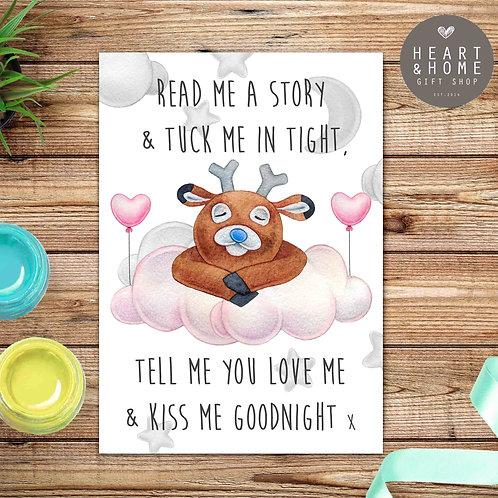 Read Me A Story (Deer)