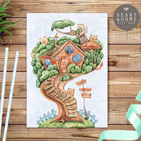 My Tree House (Design 3)
