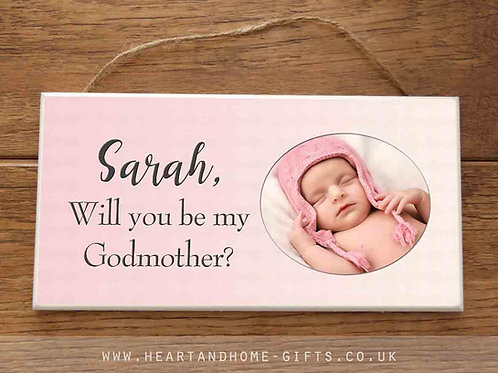 Will you be my Godmother/Godfather? (P/P)