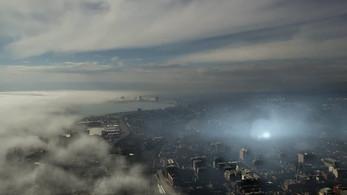 "VFX Short: ""Economic Terrorism"""