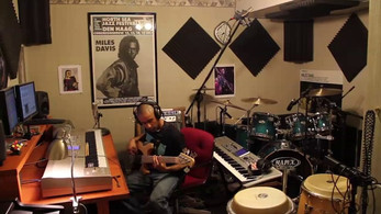 Improvisational Recording Experiment