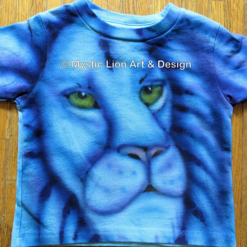 Big Blue Lion shirt