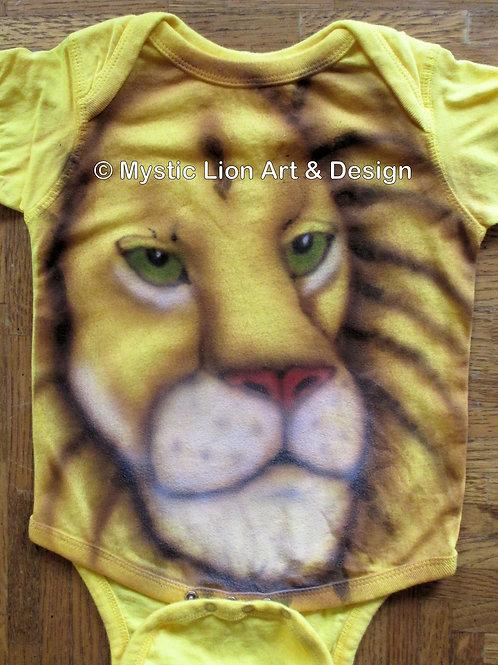 Big Yellow Lion