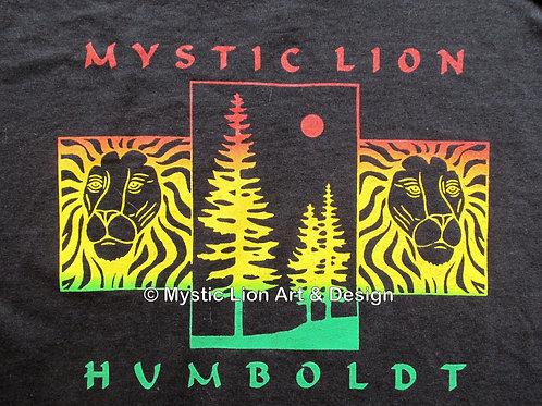 Mystic Lion Humboldt shirt