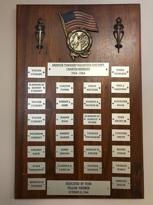 Charter Member plaque.jpg