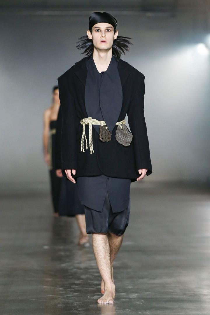 Art School AW20 London Fashion Week Men's