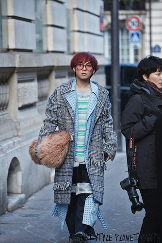 Best Guest Street Style at GMBH Paris Fashion Week Men's January 2020