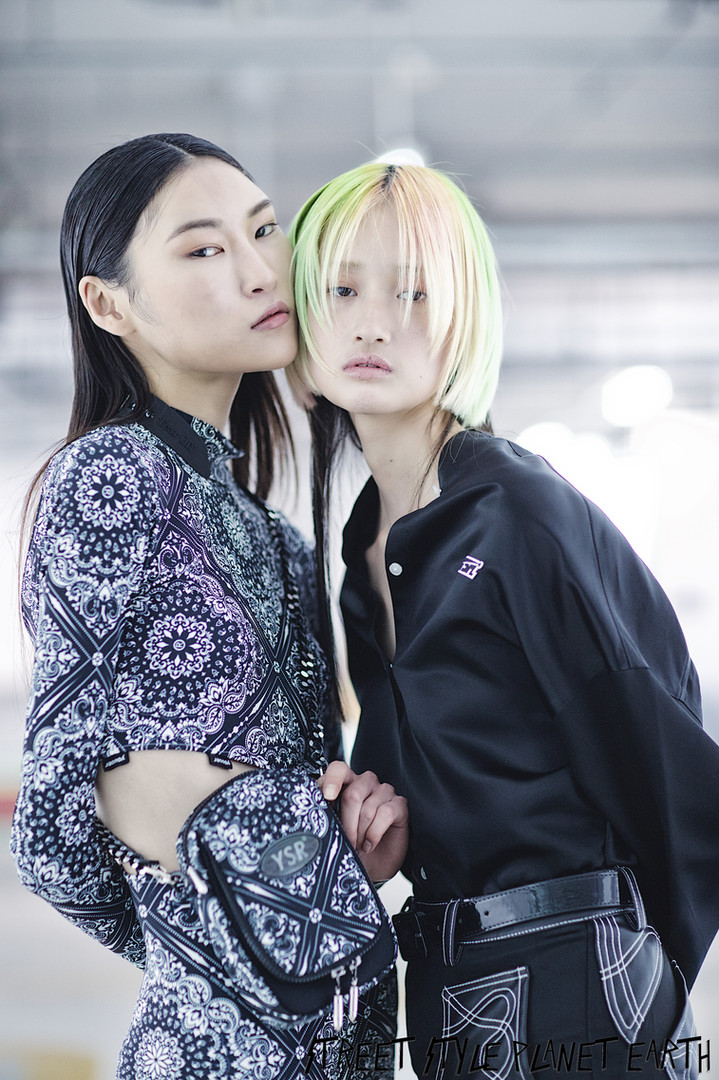 Youser - Backstage Seoul Fashion Week October 19