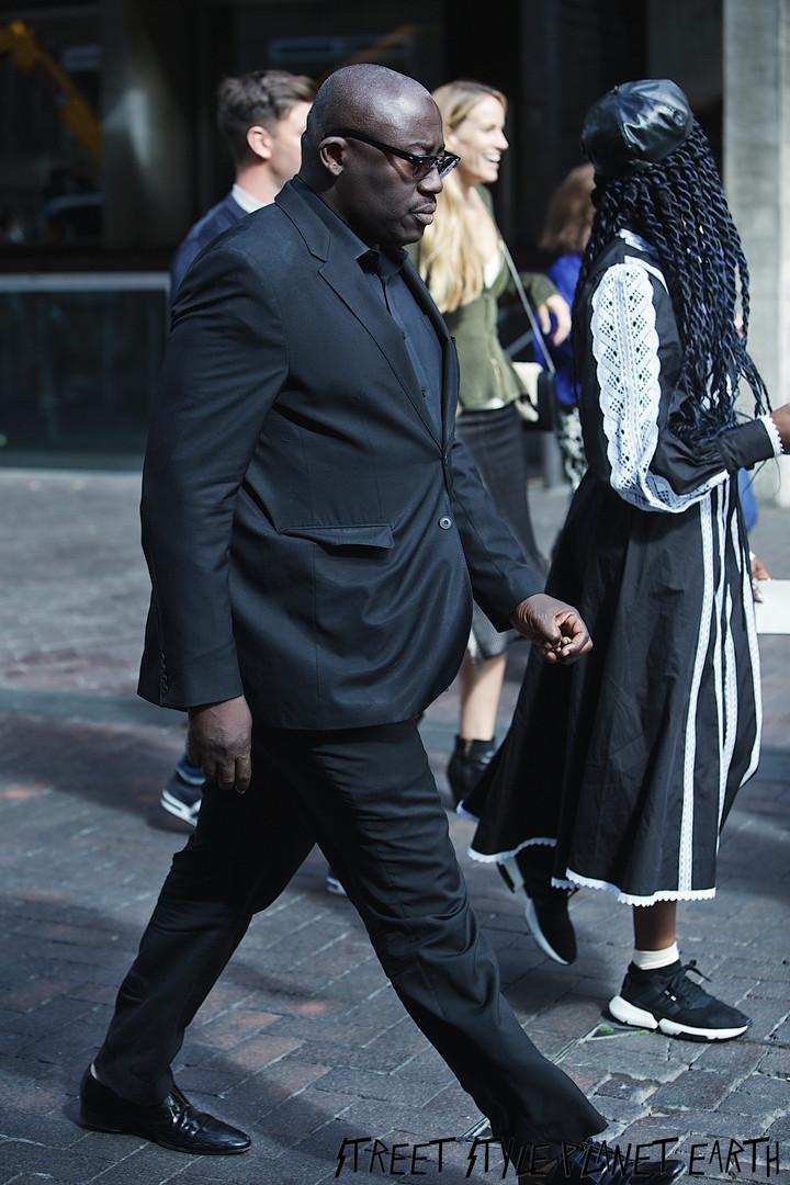 London Fashion Week  Day 3 September 201