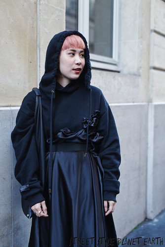 The Best Street Style at Comme Des Garcons - Paris Fashion Week 29 Feb 20