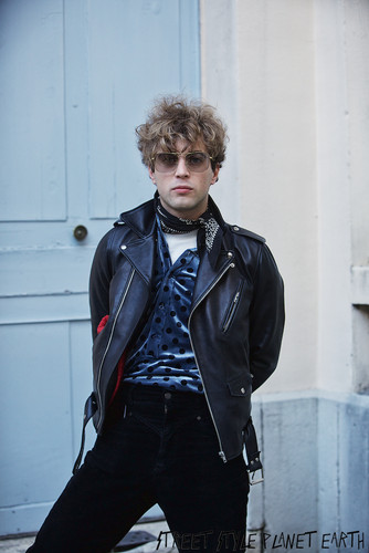 The Best Guest Street Style at PALOMO SPAIN Paris Fashion Week Men's January 2020