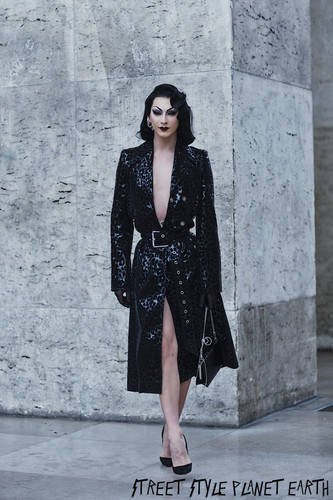 Day 2 - Paris Fashion Week September 201