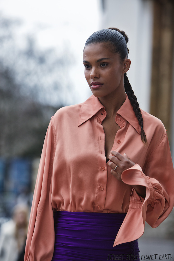 The Best Street Style at Mugler, Paris fashion Week  26 February 20