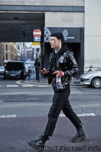 London Fashion Week Men's January 2018 - Day 2