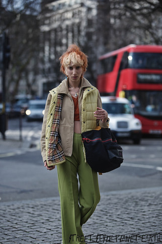 The Best Looks from London Fashion Week day 1 - 14 February 2020
