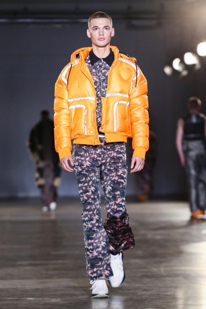 Astrid Andersen AW20 London Fashion Week Men's