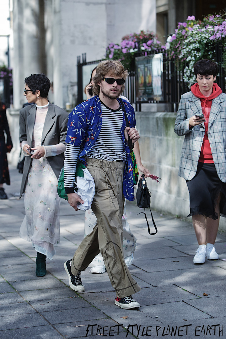 London Fashion Week Day 3 September 2018