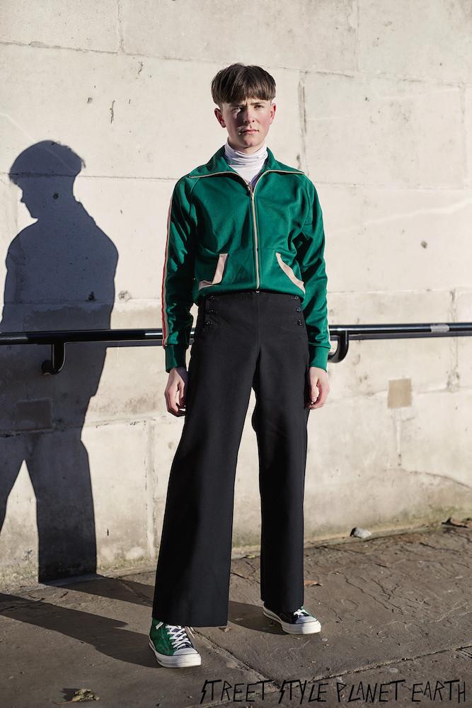 London Fashion Week Men's January 2018 - Day 2