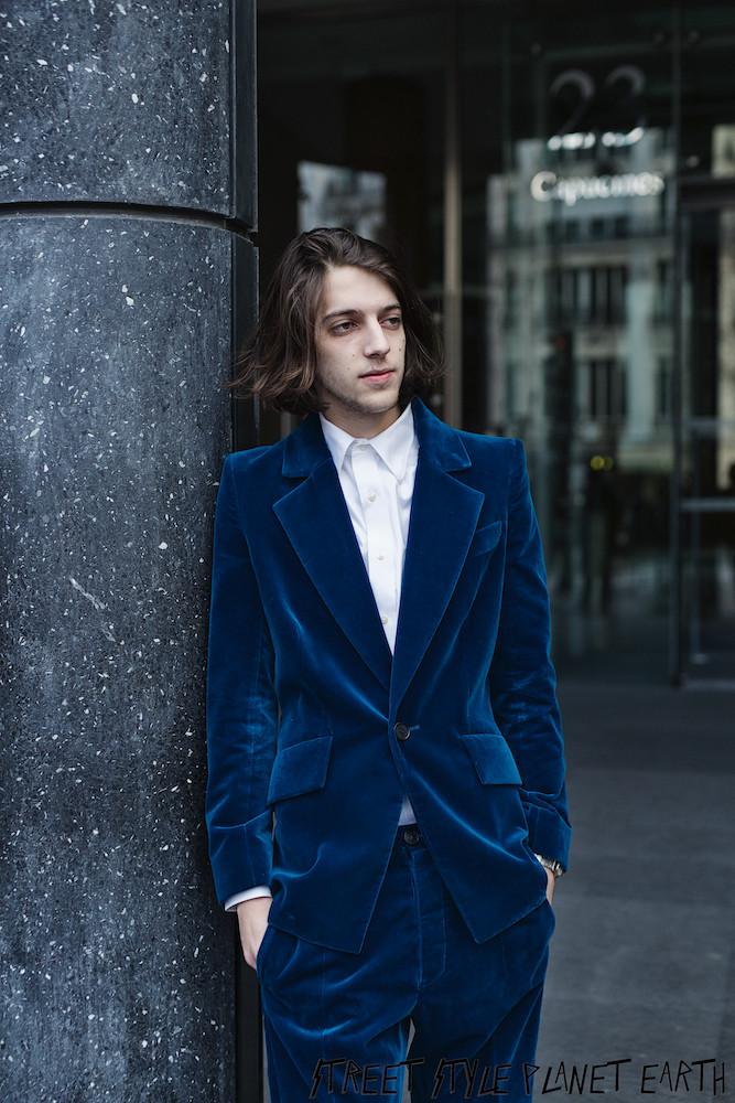 The Best Street Style at Comme Des Garcons - Paris Fashion Week 29 Feb 20